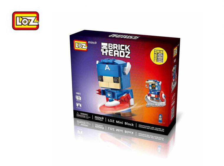 Loz mini blocks 1401