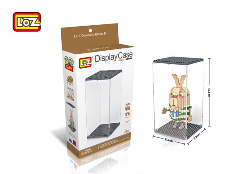 Loz microblocks protection display