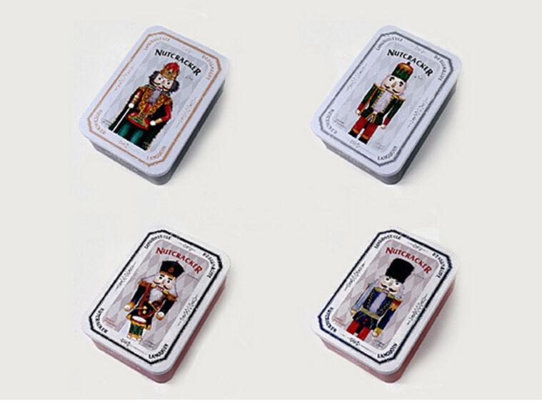 Μεταλλικα κουτια nut cracker