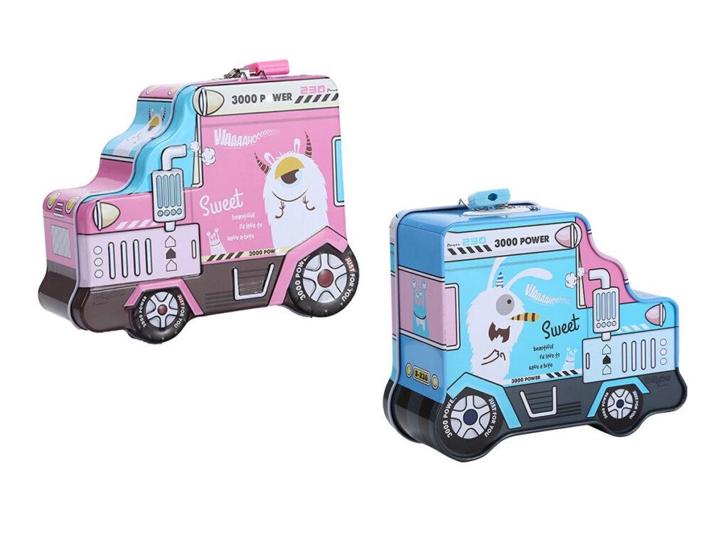 Κουτί μεταλλικό φορτηγάκι