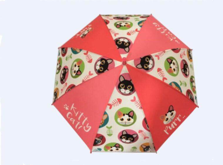 Ομπρέλα μεσαία kitty