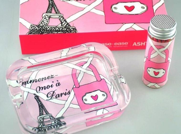 Τασακι παραλληλογραμμο gift pack