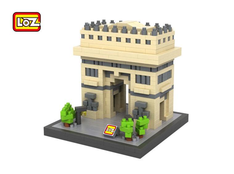 Loz microblocks 9377