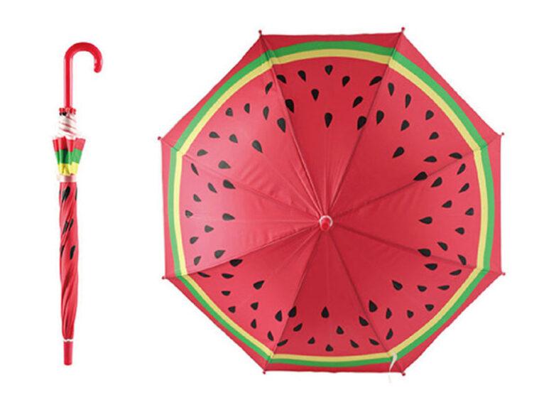 Ομπρέλα μεσαία καρπούζι